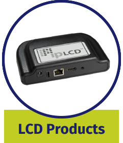 LCD Products - IPdisplay