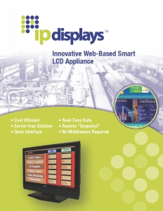 Download IPdisplays LCD Brochure